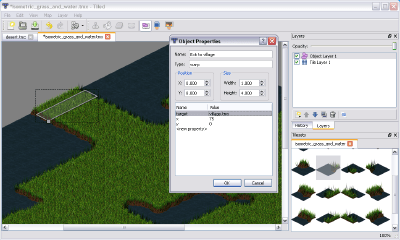 Tiled - Map-Editor